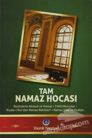 TAM NAMAZ HOCASI (HAFIZ BOY) (  )