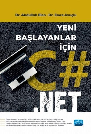 YENİ BAŞLAYANLAR İÇİN C# .NET ( YENİ BAŞLAYANLAR İÇİN C# .NET )