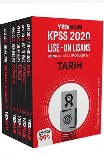 2020 KPSS LİSE ÖN LİSANS GY GK KONU ANLATIMLI MODÜLER SET ( 2020 KPSS LİSE ÖN LİSANS GY GK KONU ANLATIMLI MODÜLER SET )