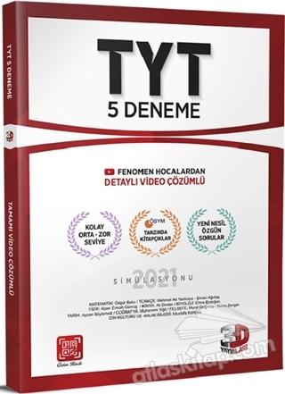 TYT 5 DENEME (  )