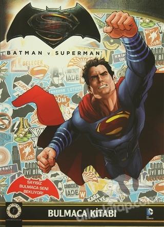 BATMAN VE SUPERMAN - BULMACA KİTABI (  )