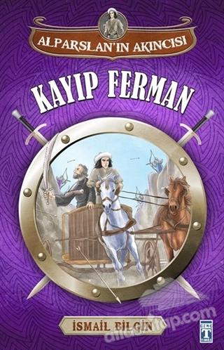ALPARSLAN AKINCISI : KAYIP FERMAN (  )