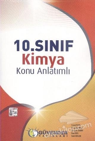 10. SINIF KİMYA KONU ANLATIMLI (  )