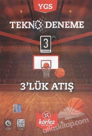 YGS TEKNO 3 DENEME - 3'LÜK ATIŞ (  )