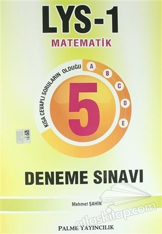LYS 1 MATEMATİK 5 DENEME SINAVI (  )