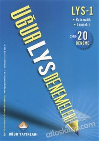UĞUR LYS DENEMELERİ LYS - 1 (20 DENEME) (  )