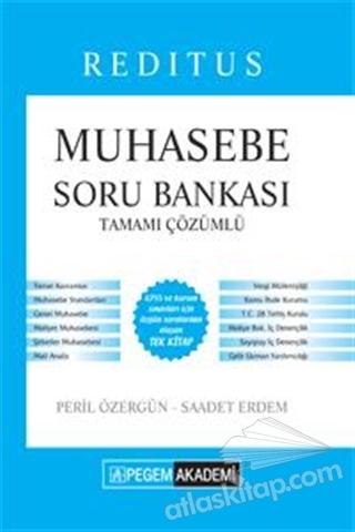 KPSS A GRUBU REDİTUS MUHASEBE SORU BANKASI TAMAMI ÇÖZÜMLÜ  2015 (  )