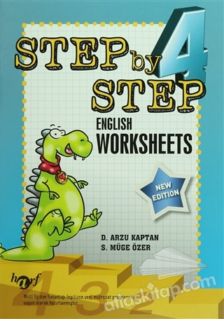 STEP BY STEP 4: ENGLİSH WORKSHEETS (  )