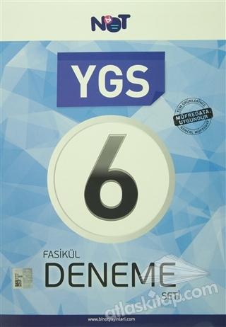 YGS 6 FASİKÜL DENEME SETİ (  )