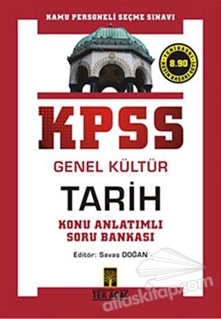 KPSS GENEL KÜLTÜR TARİH KONU ANLATIMLI SORU BANKASI (  )