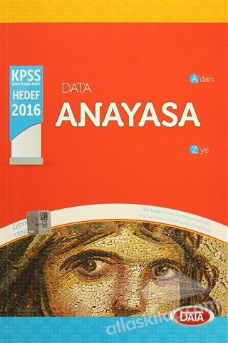 2016 KPSS ANAYASA KONU ANLATIMLI (  )