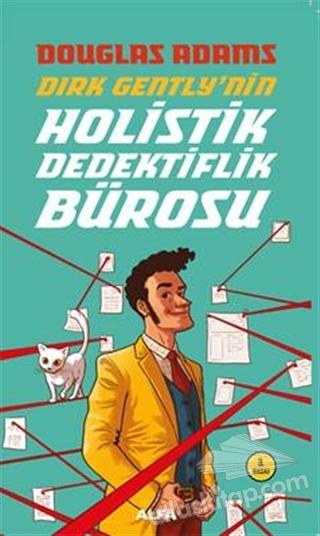 DİRK GENTLY'NİN HOLİSTİK DEDEKTİFLİK BÜROSU (  )