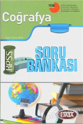 KPSS COĞRAFYA SORU BANKASI 2013 (  )