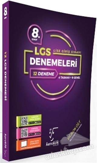 8. SINIF LGS 12 DENEME (  )