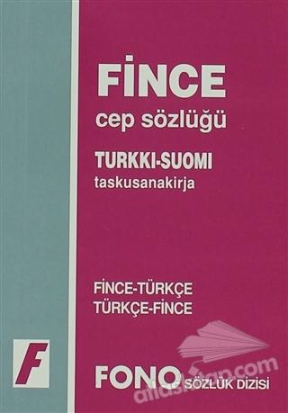 FİNCE / TÜRKÇE - TÜRKÇE / FİNCE CEP SÖZLÜĞÜ (  )