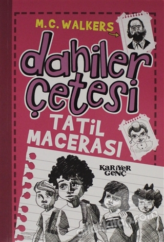 DAHİLER ÇETESİ - TATİL MACERASI (  )