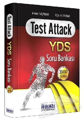 2015 YDS TEST ATTACK SORU BANKASI ( 3500 SORU )