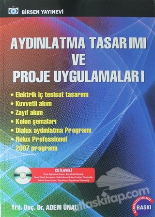 AYDINLATMA TASARIMI VE PROJE UYGULAMALARI (  )