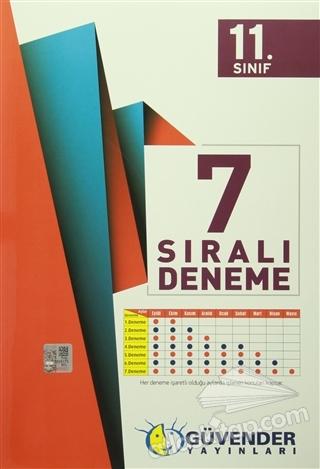 GÜVENDER 11. SINIF 7 SIRALI DENEME (  )