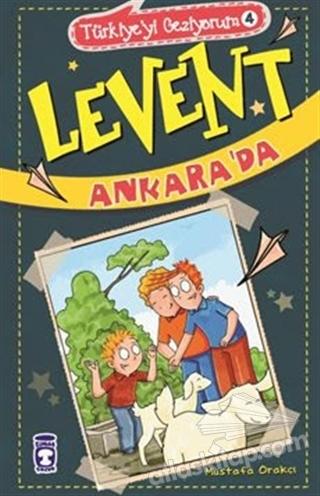 TÜRKİYE'Yİ GEZİYORUM 4 - LEVENT ANKARA'DA (  )