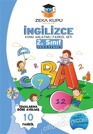 2. SINIF İNGİLİZCE KONU ANLATIMLI FASİKÜL SETİ (10 FASİKÜL) (  )