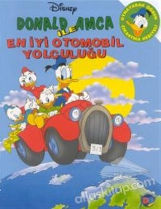 DONALD AMCA İLE EN İYİ OTOMOBİL YOLCULUĞU (  )