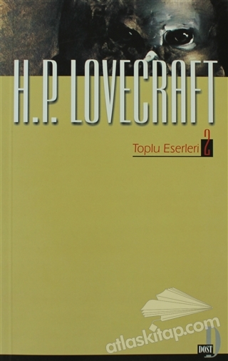 H. P. LOVECRAFT TOPLU ESERLERİ 2 (  )