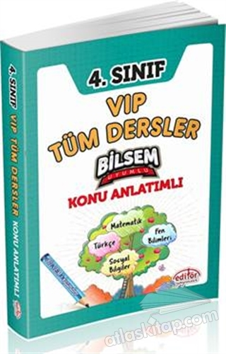 4. SINIF VIP TÜM DERSLER KONU ANLATIMLI (  )