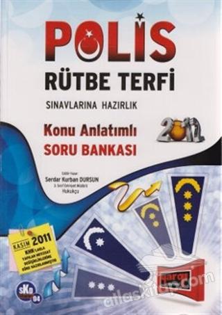 POLİS RÜTBE TERFİ SINAVLARINA HAZIRLIK KONU ANLATIMLI SORU BANKASI 2012 (  )