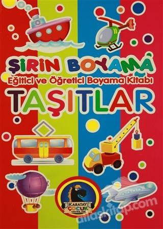 ŞİRİN BOYAMA - TAŞITLAR (  )