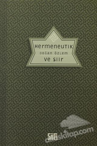 HERMENEUTİK VE ŞİİR SANATI (  )