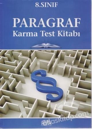 8. SINIF PARAGRAF KARMA TEST KİTABI (  )