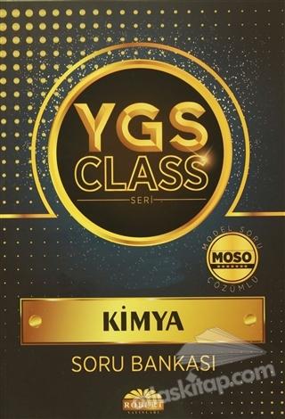YGS CLASS KİMYA SORU BANKASI (  )