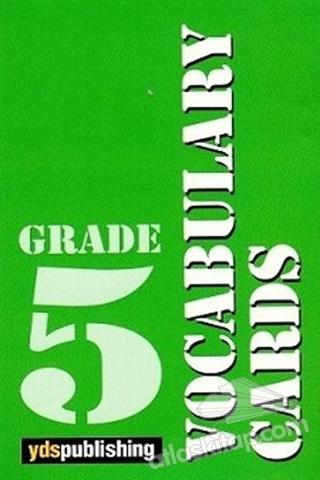 GRADE 5 VOCABULARY CARDS (  )