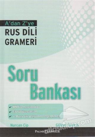 A'DAN Z'YE RUS DİLİ GRAMERİ SORU BANKASI (  )