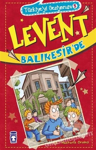 LEVENT BALIKESİR'DE - TÜRKİYE'Yİ GEZİYORUM 5 (  )