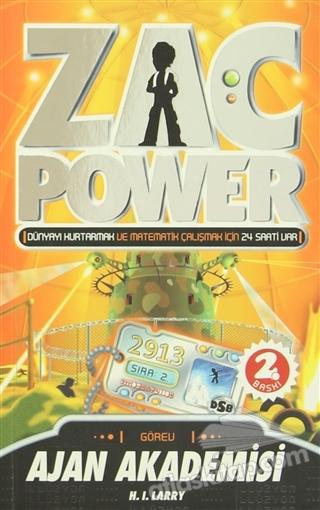 ZAC POWER - AJAN AKADEMİSİ (  )