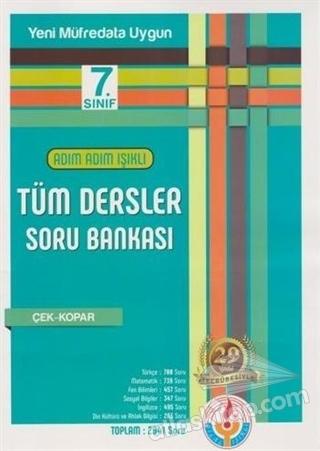 ADIM ADIM 7. SINIF TÜM DERSLER SORU BANKASI (  )