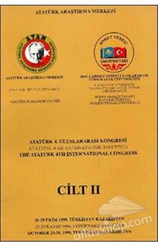 ATATÜRK 4. ULUSLARARASI KONGRESİ CİLT 2 (  )