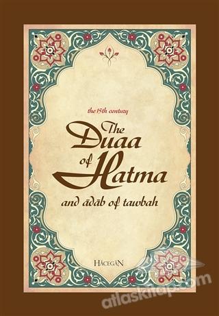 THE DUAA OF HATMA AND ADAB OF TAWBAH (HATME DUASI VE TÖVBE ADABI) (  )