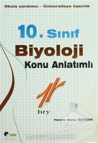 10. SINIF BİYOLOJİ KONU ANLATIMLI ( OKULA YARDIMCI - ÜNİVERSİTEYE HAZIRLIK )