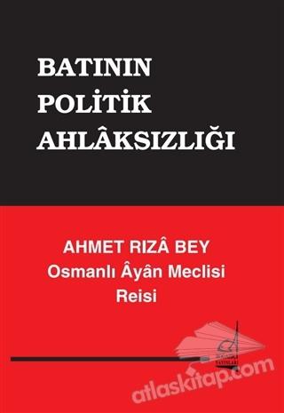 BATININ POLİTİK AHLAKSIZLIĞI (  )