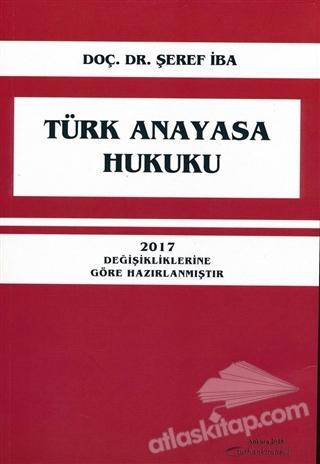 TÜRK ANAYASA HUKUKU (  )