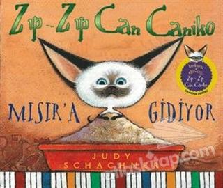 ZIP-ZIP CAN CANİKO MISIR'A GİDİYOR (  )