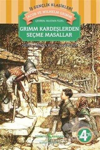 GRİMM KARDEŞLERDEN SEÇME MASALLAR (  )