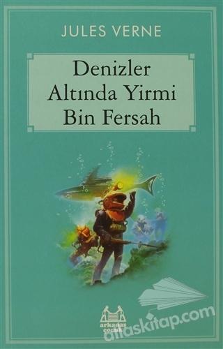 DENİZLER ALTINDA YİRMİ BİN FERSAH (  )