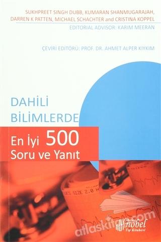 DAHİLİ BİLİMLERDE EN İYİ 500 SORU VE YANIT (  )