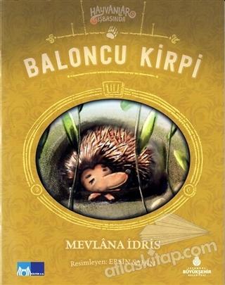 BALONCU KİRPİ - HAYVANLAR İŞ BAŞINDA (  )