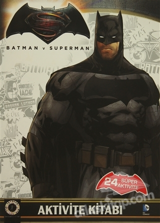 BATMAN V SUPERMAN - AKTİVİTE KİTABI (  )