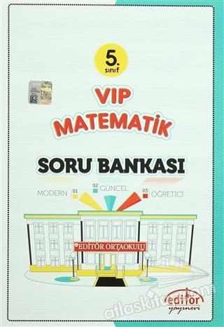 5. SINIF VIP MATEMATİK SORU BANKASI (  )